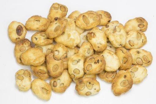 Almond arare - originele Japanse -