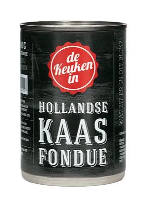 Hollandse kaasfondue (400g