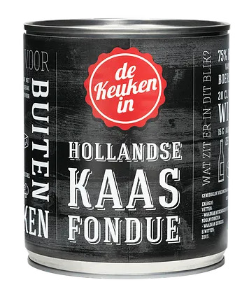 Hollandse kaasfondue (750g)