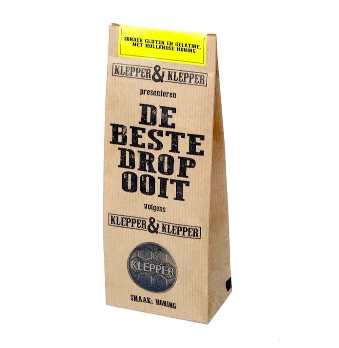 Klepper & Klepper Honing Drop