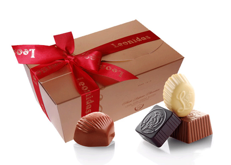 Leonidas bonbons