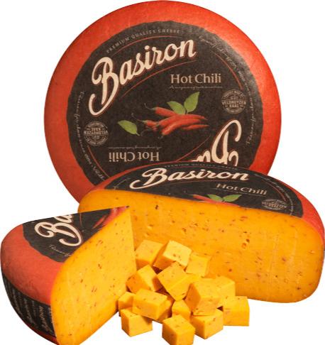 Basiron Hot chili
