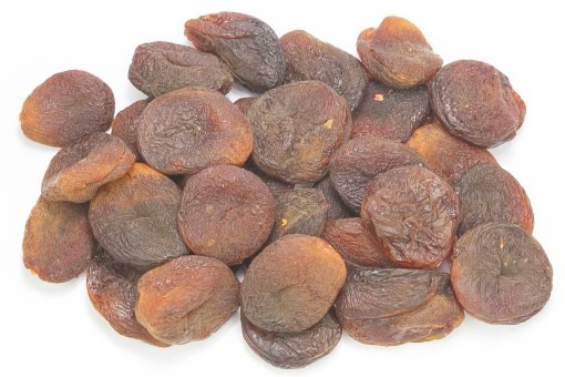 Ongezwavelde abrikozen 400 gram