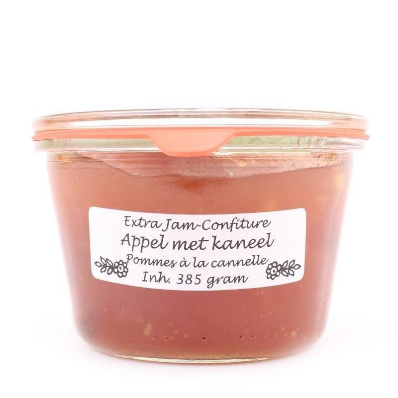 Appel Kaneel Jam Theo van Woerkom
