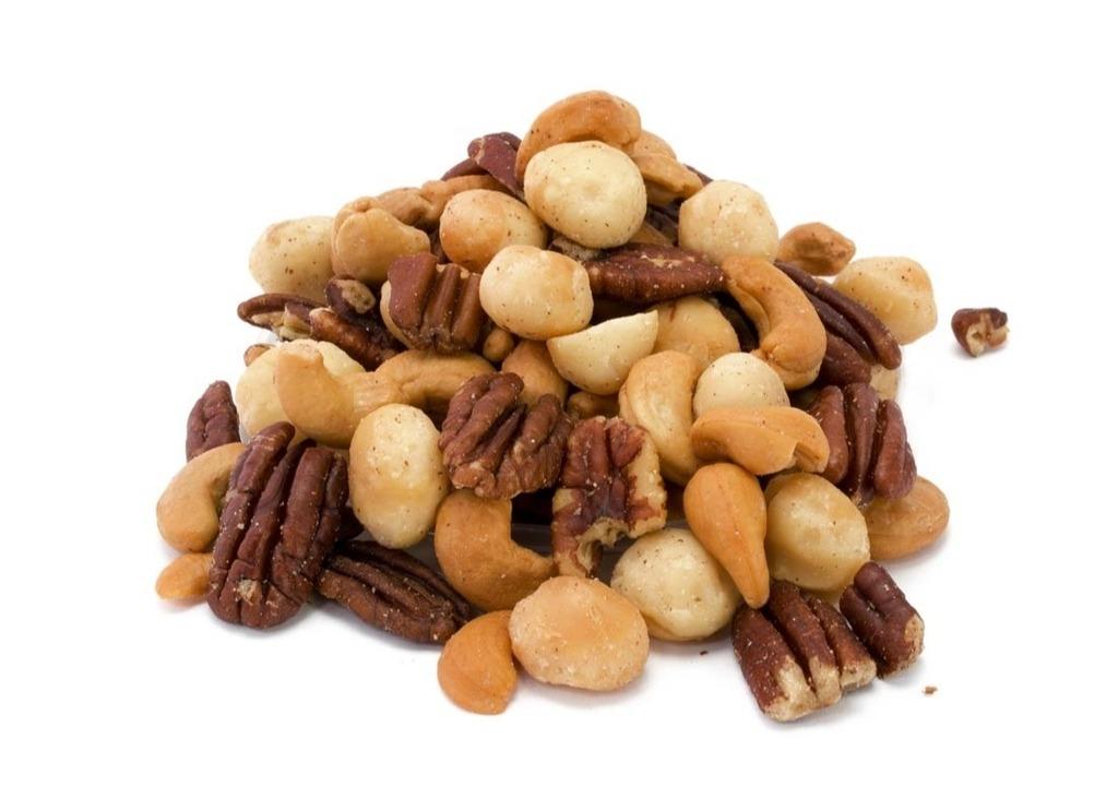 Macadamia Mix Gebrand & Gezouten