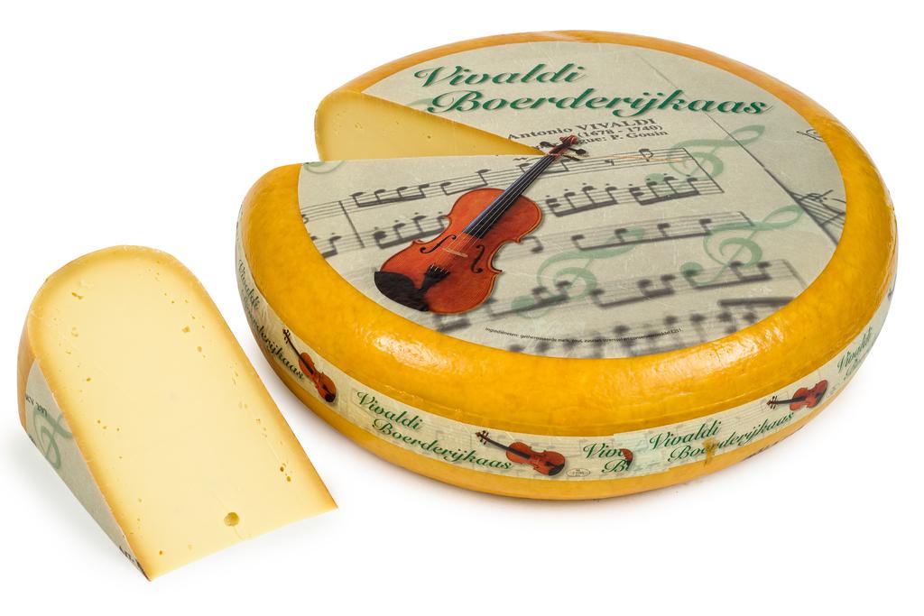 Vivaldi belegen kaas van de boerderij