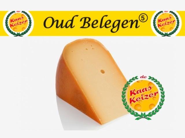 Oud belegen kaas Nr.5