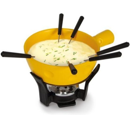 Kaasfondue set Super Cheesy - 1,3 L