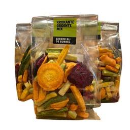 Krokante groente mix