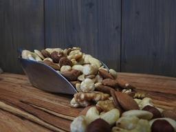 Gemengde noten RAW