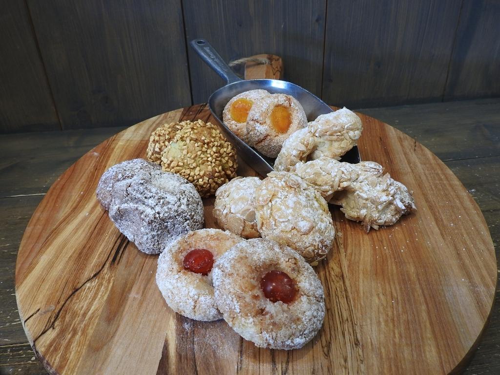 Italiaanse cuore koekjes