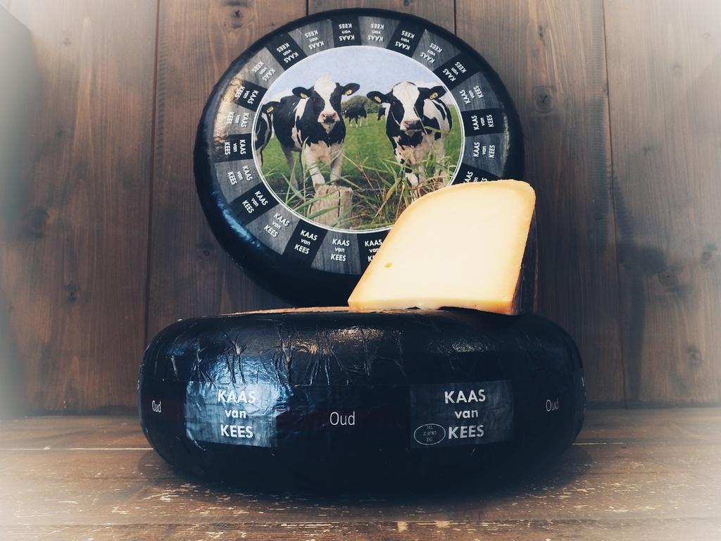 Kaas van Kees oude Gouda (zwarte korst)