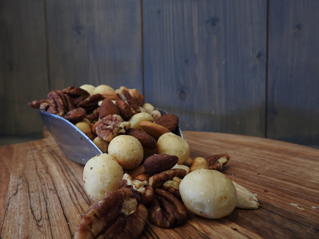 Macadamia mix