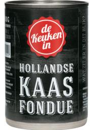 Hollandse kaasfondue 400 gram