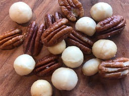 Pecan & Macadamia mix