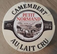 Camembert Petit Normand