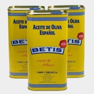 Olijfolie Betis geel