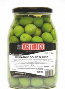 Siciliaanse dolce olijven