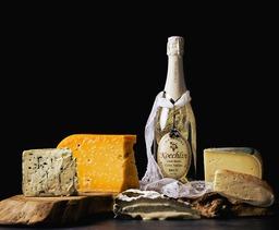 Champagne Koechlin proeverij  met Koechlin Cuvé Adeline