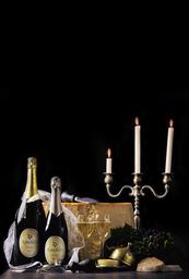 Champagne Koechlin proeverij  met Koechlin Prestige Brut