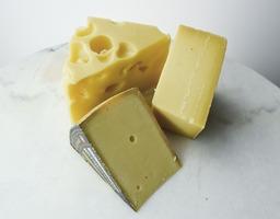 Fondue-mix geraspt mild