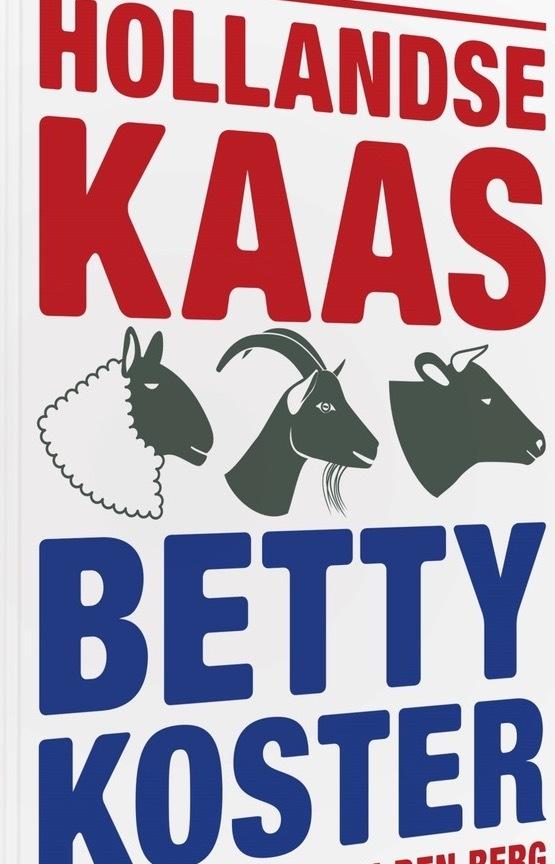 Kaasboek Betty Koster