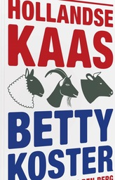 Kaasboek Betty Koster