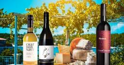 Online Kaas-en Wijnreis door heel Europa  7 mei