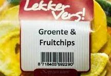 groente/fruitchips