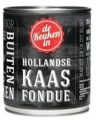 hollandse kaasfondue 800 ML