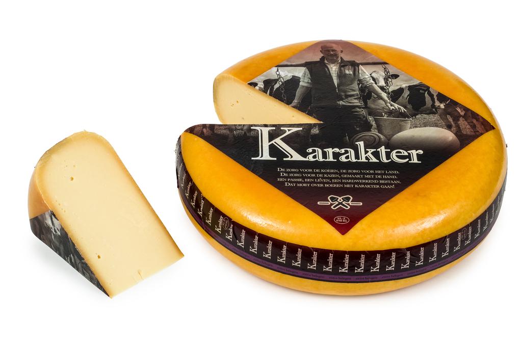 Kaas van de boerderij Extra Belegen