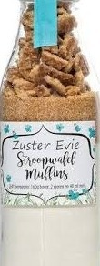 muffinmix stroopwafel