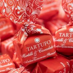 tartufo bosbes