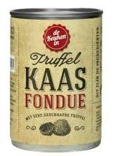 truffel kaasfondue 400 ML