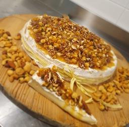 Brie Caramel en noten