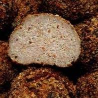 Gehaktbrood gesneden