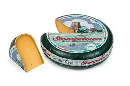 Gesneden Grand Cru kaas
