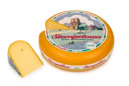 Gesneden jonge kaas
