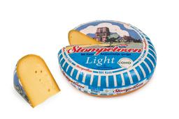 Gesneden Light belegen kaas